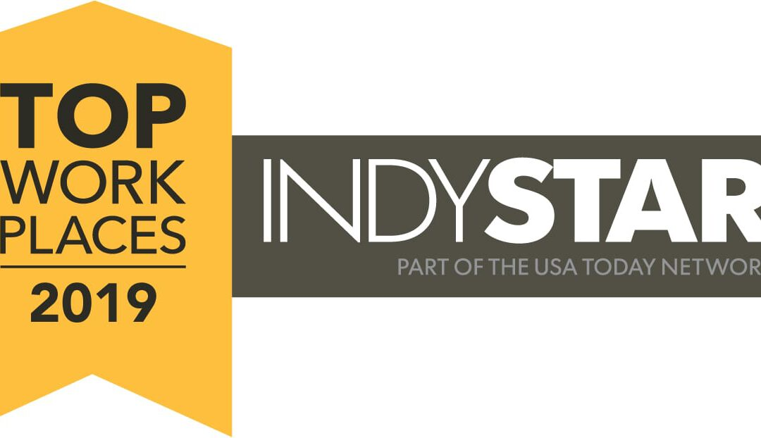 The Indianapolis Star Names PERQ a Winner of the Indianapolis Top Workplaces 2019 Awards