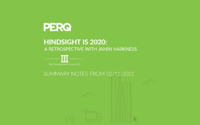 Hindsight is 2020: A Retrospective with Jamin Harkness